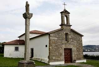Iglesia de santa maria de caranza sin la campana - Paginas amarillas ferrol ...